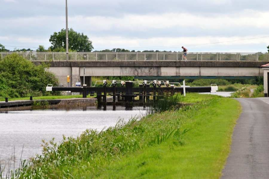 Tullamore Lock 28; © AJ Vosse click to the Website