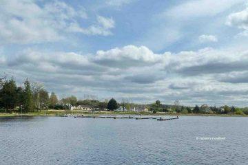 Acres Lake Lough Allen © CHB