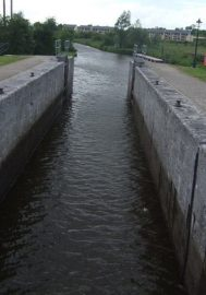 Killarcan Lock No 16; Shannon-Erne Waterways