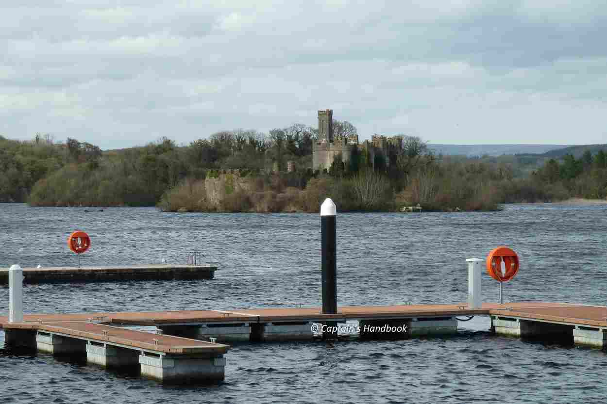 Electric Shore Power at Lough Key