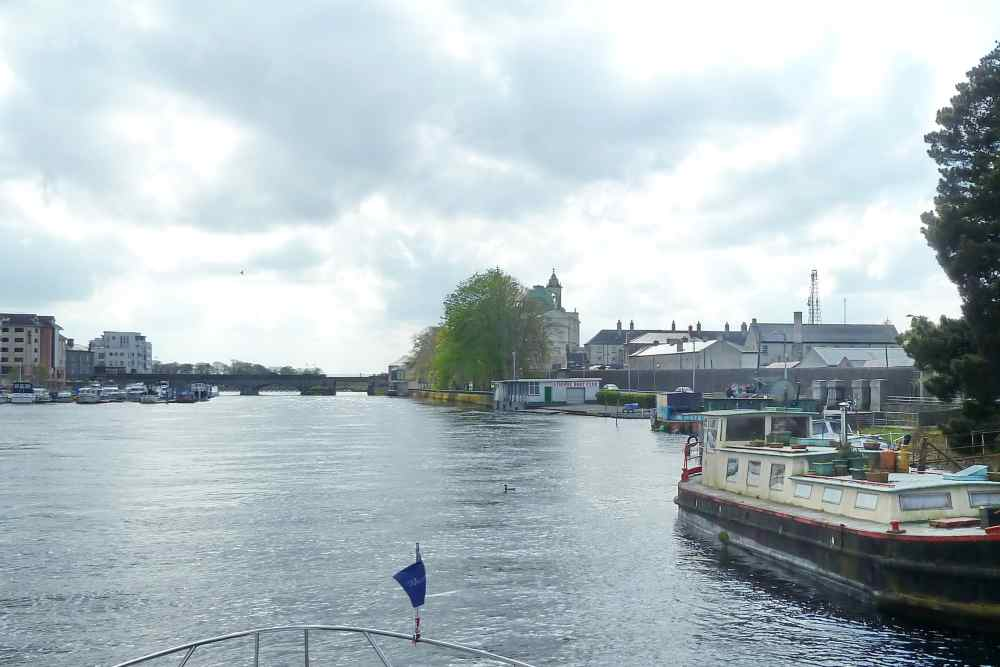 Watergate Athlone; © Captain's Handbook