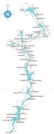 """Shannon Navigation & Shannon Erne Waterway;© IBRA & ECBA; click to """"enlarge"""""""