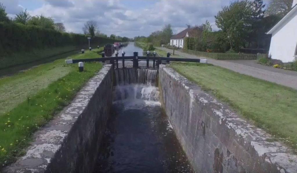 15. Lock Royal Canal near Kilcock; CCL © Copyright JP