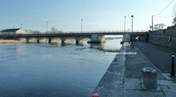 Lanesborough Ballyleague Bridge; © Captain's Handbook