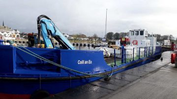 Athlone lock - Coill an Eo; © Waterwaysireland ;click to enlarge