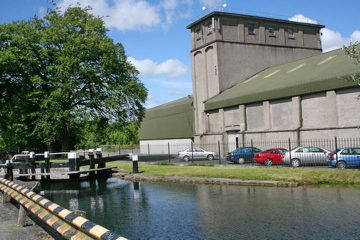 GC Naas-Line Lock 2 Leistner Mills; © Irish waterways history