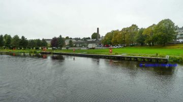 "Enniskillen Henry Street Jetty; ""click picture to enlarge"""