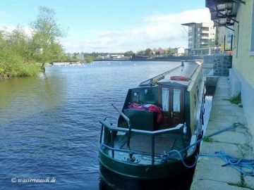 Barrow Carlo Boatsclub; © Wasserrausch