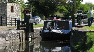 Royal Canal Ferns's Lock; © AJ Vosse