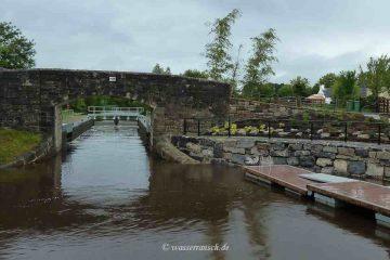 Corraquill Lock 1 an SEW; click picture toWebsite Wasserrausch