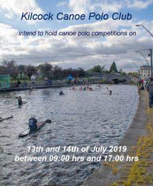 Royal Canal Kilcock Canoe Polo Club ©  Leonard Kavanagh