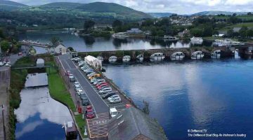 Video Boating in Ireland – a Trip to Killaloe Driftwood.TV