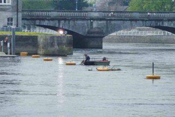 Sarsfield Lock und City Bridge