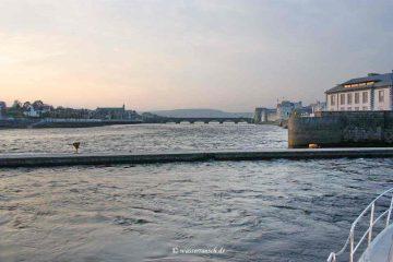Thomond Weir & Salmon Bridge