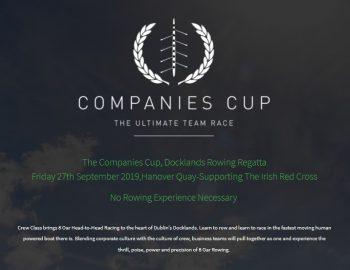 Dublin Docklands Rowing Regatta