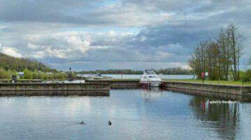 Dromond Harbour  © chb