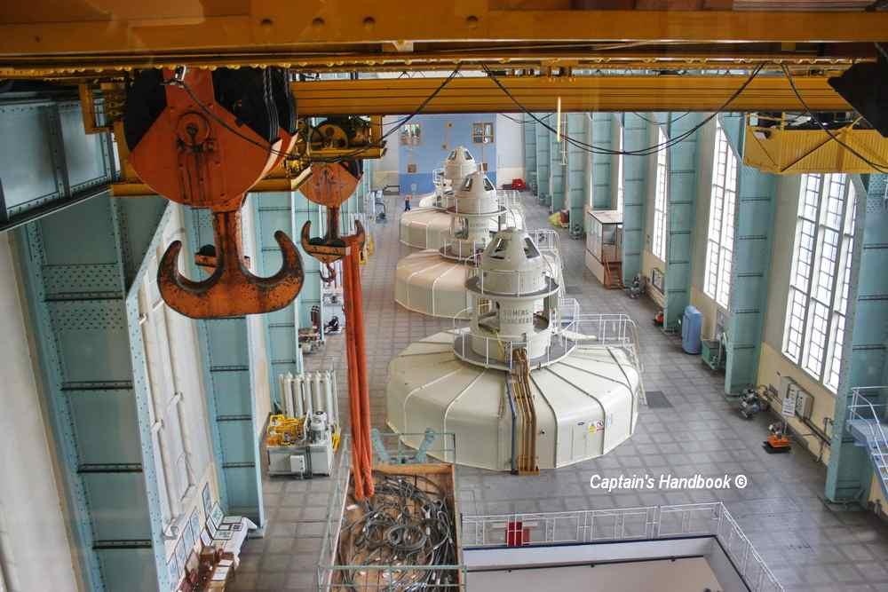 Ardnacrusha ESB Turbine Hall;  © CHB