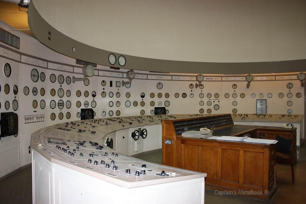 Ardnacrusha ESB Control Center;  © CHB