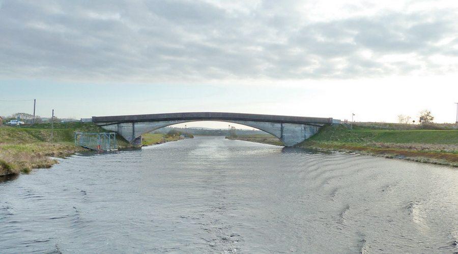 Clonlara Bridge; © CHB