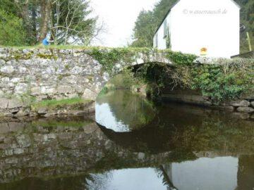 Below Clashganna Lock, Mill Stream