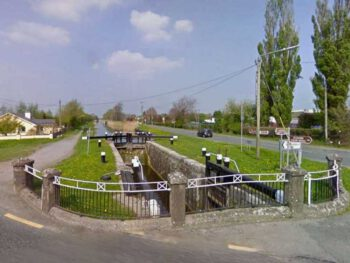 Athy Cardington Bridge Lock 26