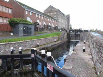 Lock5 Royal Canal © Gareth James CCL