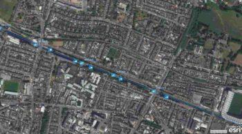 Link to Royal Canal Lock 3-5 © esri