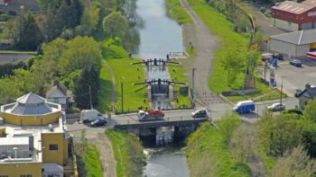 Link to Picture 9th Lock Dublin © marinas.com