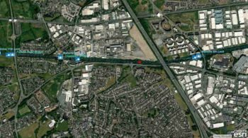 Link to Between 9th Lock Road and Park-West; © esri