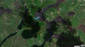 Galloonbridge Upper Erne; © esri