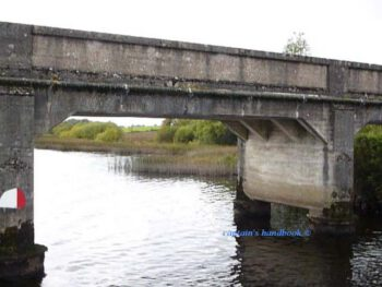 Galloon-Bridge upstream; © chb