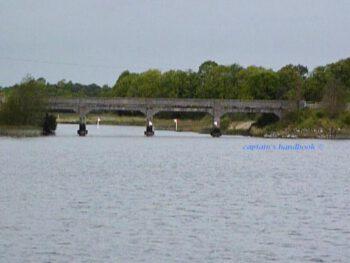 Galloon-Bridge downstream; © chb
