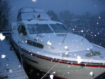 Wintermooring Captain's Handbook ©